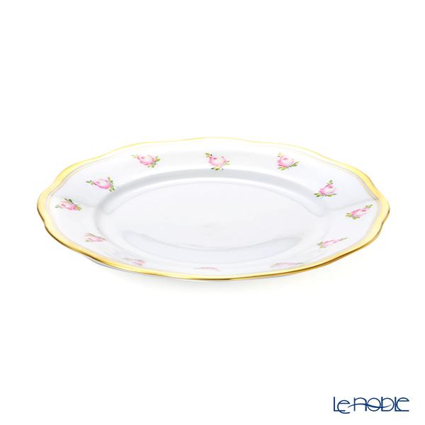 ヘレンド 朝露の小薔薇 PTRA 20517-0-00プレート 19cm