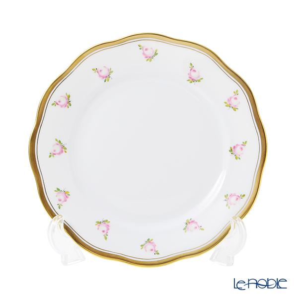 ヘレンド 朝露の小薔薇 PTRA 20517-0-00 プレート 19cm