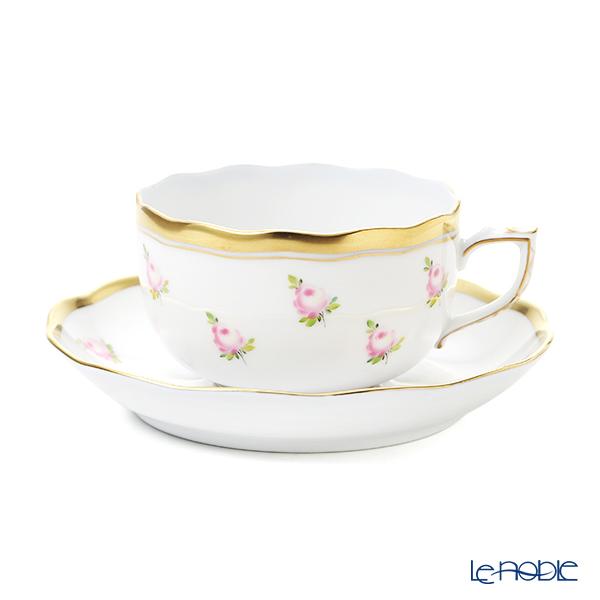 ヘレンド 朝露の小薔薇 PTRA 20724-0-00 ティーカップ&ソーサー 200cc