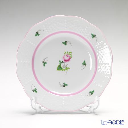 ヘレンド ウィーンのバラ ピンク 00516-0-00/516 プレート 16cm