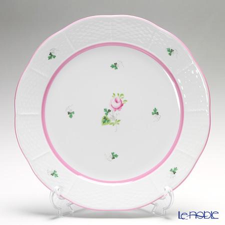 ヘレンド ウィーンのバラ ピンク 00524-0-00 プレート 25cm