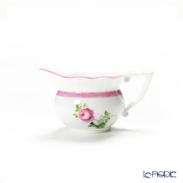 ヘレンド ウィーンのバラ ピンク 00645-0-00 クリーマー 80cc