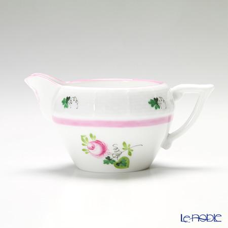 ヘレンド ウィーンのバラ ピンク 00649-0-00/649 クリーマー 100cc