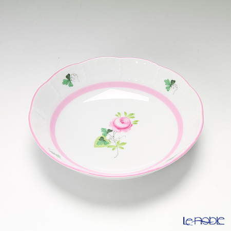 Herend 'Vienna Rose Pink / Vieille Rose de Herend' VRH-X4 00704-1-00 Fruit Bowl 13.5cm