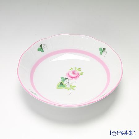 ヘレンド ウィーンのバラ ピンク 00704-1-00 フルーツボウル 13.5cm