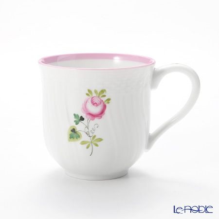 Herend 'Vienna Rose Pink / Vieille Rose de Herend' VRH-X4 01739-0-00 Mug 200ml (M)
