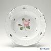 ヘレンド ウィーンのバラ プラチナ 00501-0-00スーププレート 23cm