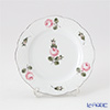 ヘレンド ウィーンのバラ プラチナ 00512-0-00プレート 12.5cm