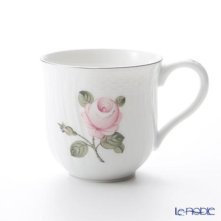 ヘレンド ウィーンのバラ プラチナ 01739-0-00 マグ M 200cc