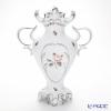 ヘレンド ウィーンのバラ プラチナ 06532-0-00ベース(両手付) 26cm