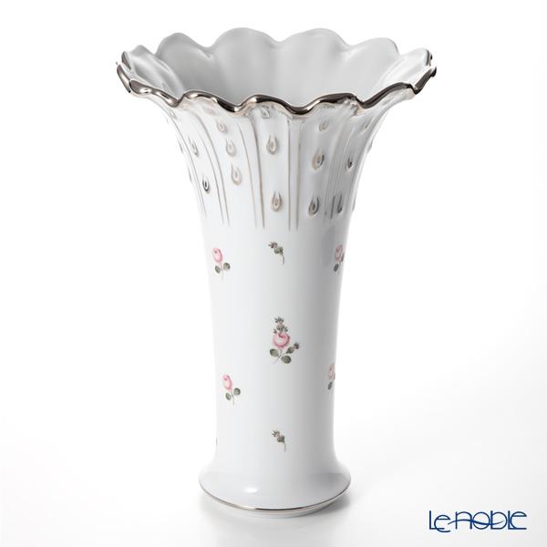 ヘレンド ウィーンのバラ プラチナ 06655-0-00 ベース 37cm