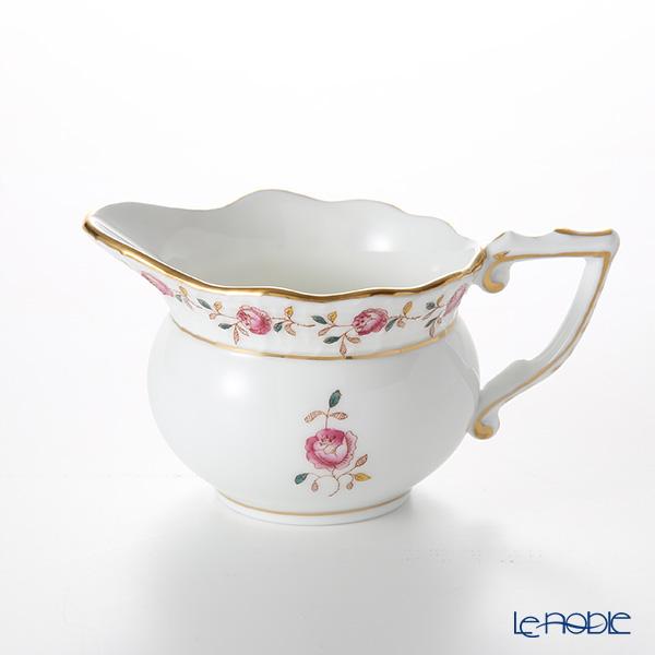 ヘレンド 薔薇の花飾り RGS 00645-0-00 クリーマー 80cc