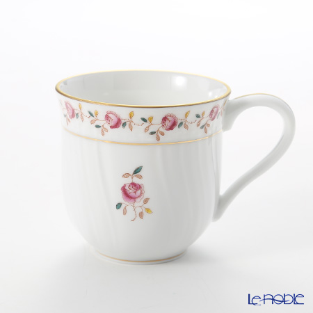 ヘレンド 薔薇の花飾り RGS 01739-0-00 ミッドマグ 200cc