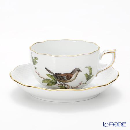 ヘレンド フォレ(鳥) FORET-3 00724-0-00 ティーカップ&ソーサー 200cc