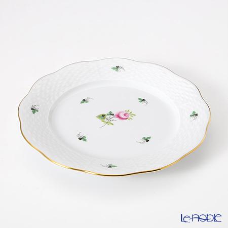 ヘレンド ウィーンのバラ シンプル 00517-0-00プレート 19cm