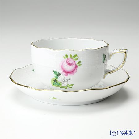 ヘレンド ウィーンのバラ シンプル 00724-0-00 ティーカップ&ソーサー 200cc