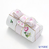 Herend 'Vienna Rose Simple / Vieille Rose de Herend' VRHS 06072-0-07 Box (Ribbon knob) 9x5.5cm