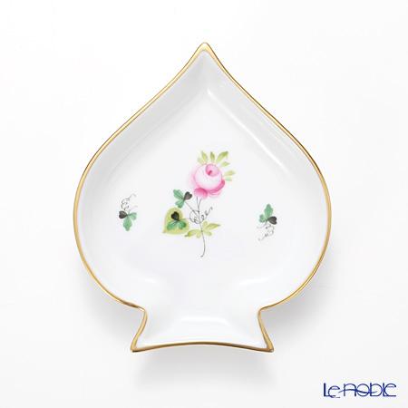 ヘレンド ウィーンのバラ シンプル 07690-0-00 スペードディッシュ