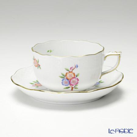 ヘレンド チャイニーズフラワー 00724-0-00 ティーカップ&ソーサー 200cc