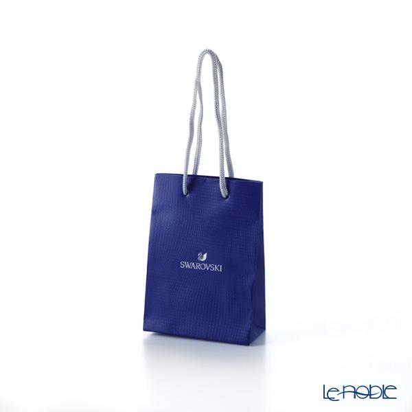 スワロフスキー ショッピングバッグ(紙袋) XSサイズ(縦14.5×横10.5×まち5cm)
