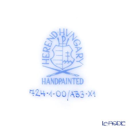 ヘレンド アポニーロイヤルブルー 00724-0-00ティーカップ&ソーサー 200cc