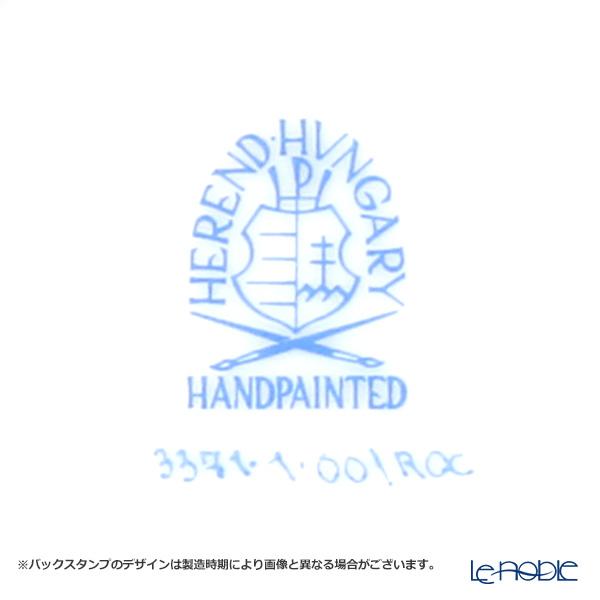 Herend Rock Peony ROC 03371-0-21 Mocha Cup & Saucer (Mandarin handle / openwork) 100ml