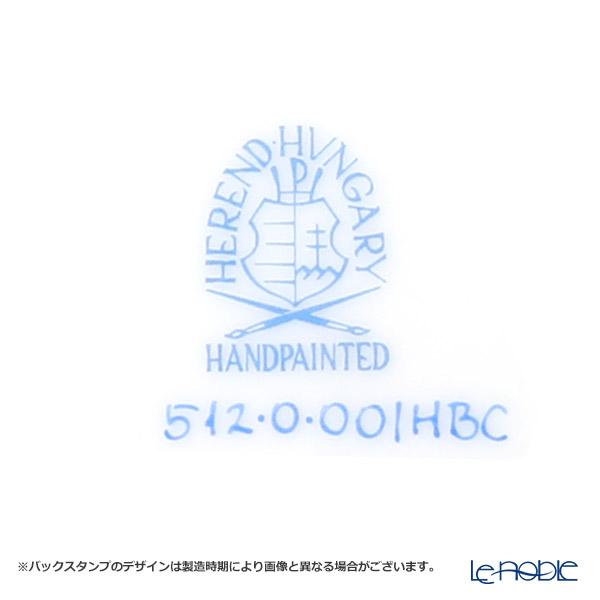 ヘレンド ブーケコルネリア HBCプレート 12.5cm 00512-0-00