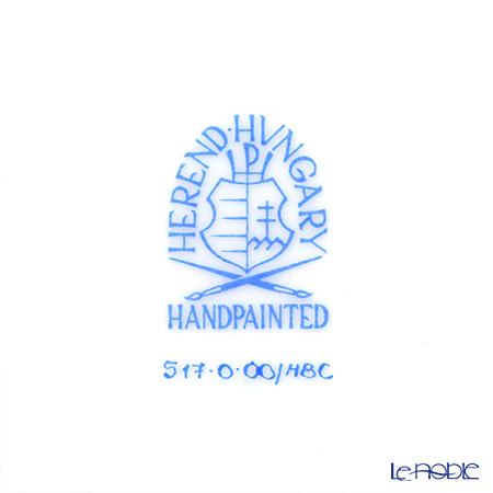 ヘレンド ブーケコルネリア HBC 00517-0-00プレート 19cm