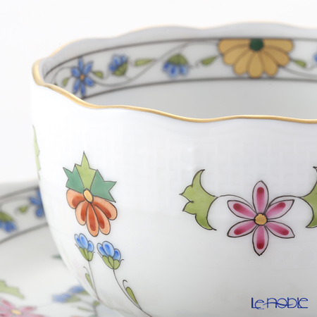 Herend 'Lahore' LHT 00724-0-00 Tea Cup & Saucer 200ml