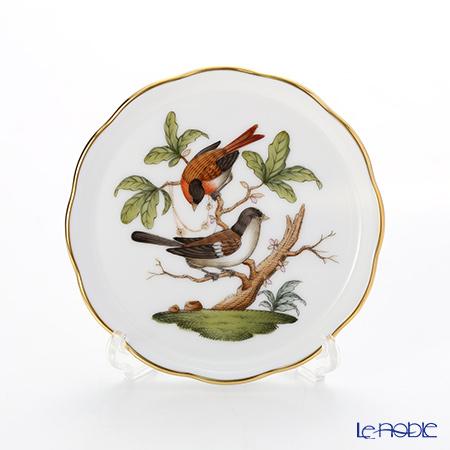 Herend Rothchild bird RO-4 00341-0-00 Plate 10 cm