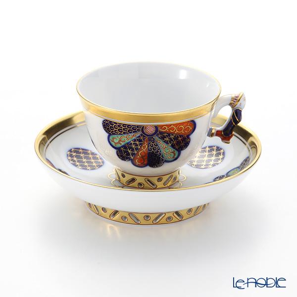 ヘレンド 菊・伊万里 CIM・03371-0-21 スモールカップ&ソーサー