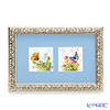 Herend 'Flower & Butterfly' MIX2-1 08221-0-91 Panel / Plaque 30.8x21cm