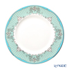 Wedgwood 'Psyche' Turquoise Blue Plate 27cm