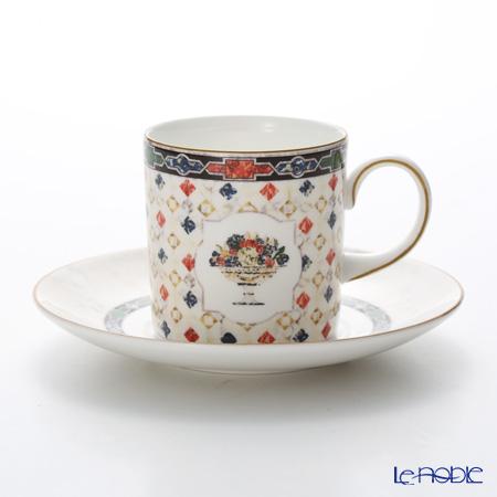 ウェッジウッド(Wedgwood) ハーレクイン コーヒーカップ&ソーサー(キャン)