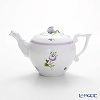 Herend 'Herend Vienna Rose Lilac / Vieille Rose de Herend' VRHL 00608-0-09 Tea Pot (Rose knob) 400ml