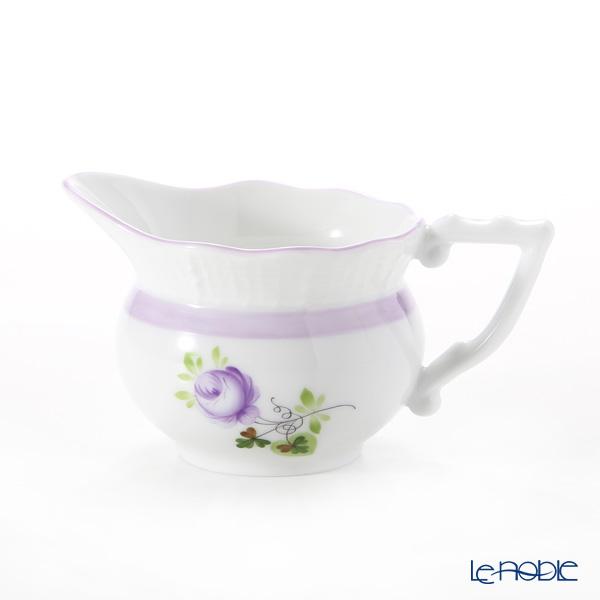 Herend 'Herend Vienna Rose Lilac / Vieille Rose de Herend' VRHL 00645-0-00 Creamer 80ml