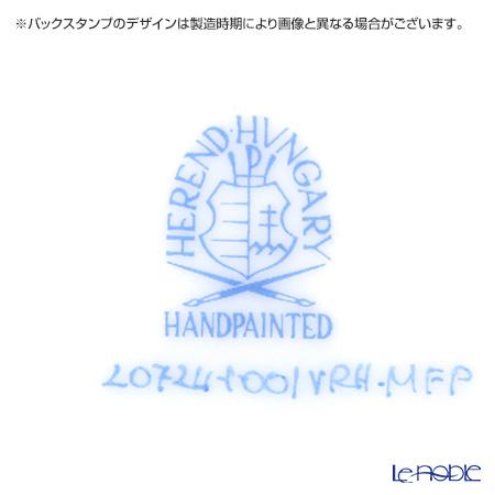 ヘレンド メモリアルローズ VRH-MFP 20724-0-00ティーカップ&ソーサー 200cc