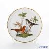 Herend Rothchild bird RO-5 00341-0-00 Plate 10 cm