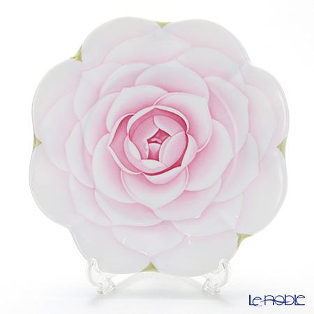 ヘレンド CAME1 04745-0-00プレート 19cm(ピンク)