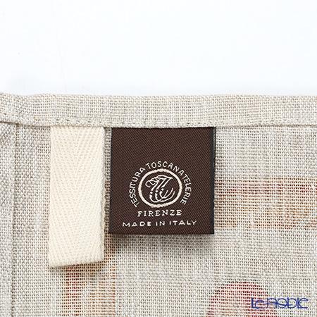 Tessitura Toscana Telerie社 キッチンタオル リネン100%ガラテオ スプーン 50×70cm