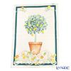 Tessitura Toscana Telerie, kitchen towel linen 100% Sorrento limoni 50 x 70 cm