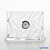 Lalique yurt Clock 13.7 cm 1085400