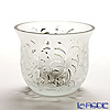 Lalique Rosemary 1112900 (Clear) small bowl 9 cm