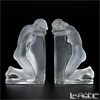 Lalique 'Reverie (Woman)' 1185000 Bookends H23cm (set of 2)