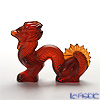 Lalique Dragon 7.4 Cm figurine (red) 1214000