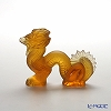 Lalique Dragon 7.4 Cm figurine (Amber) 1214100