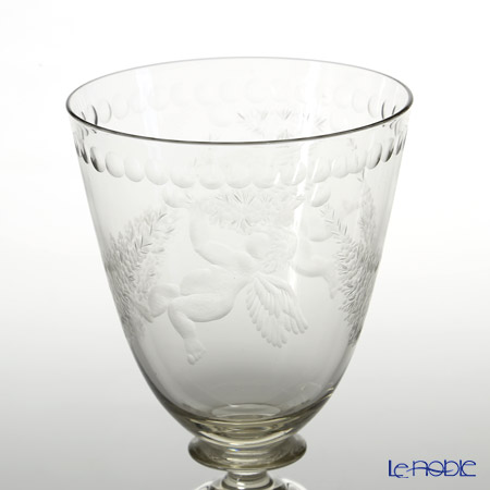 Bohemia Crystal 'Angel ((Engraved)' Wine Glass H18.5cm