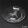 Bohemia Crystal 'Running Horse (Gravure)' Plate 19cm