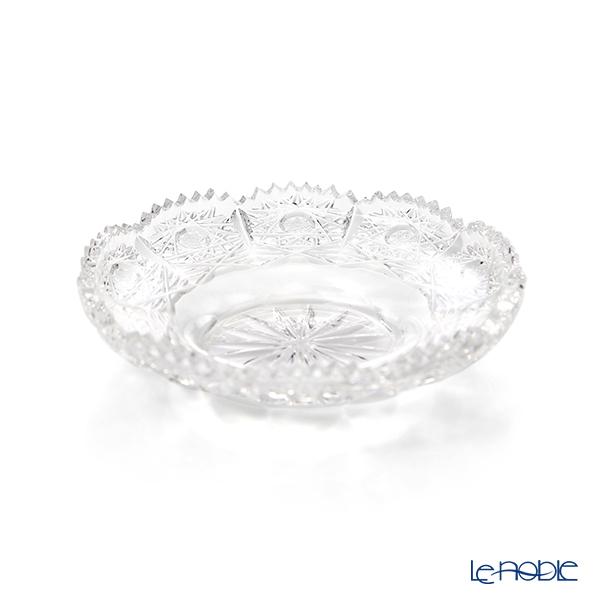 Bohemia Crystal 'PK500' 66111 Mini Plate / Saucer 11cm