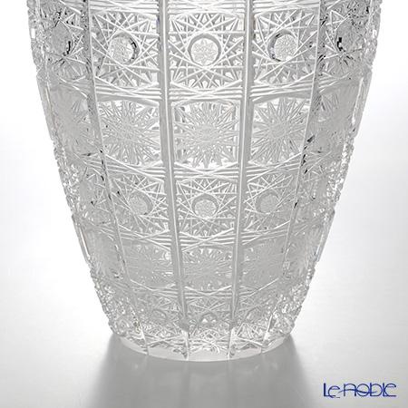 Bohemia Crystal 'PK500' 80506 Pear Vase H30.5cm